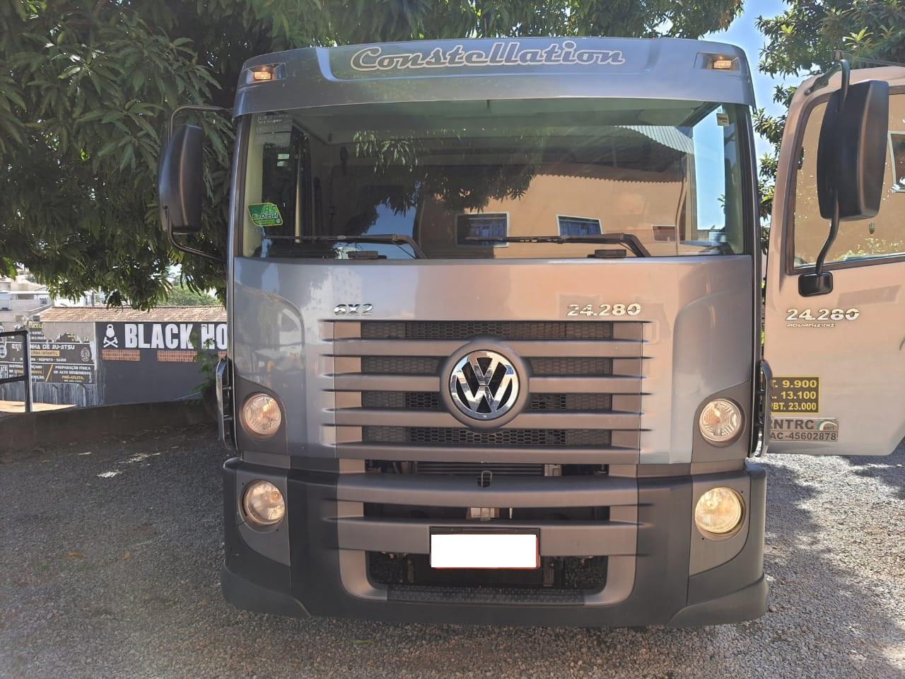 Caminhão 24280 VW